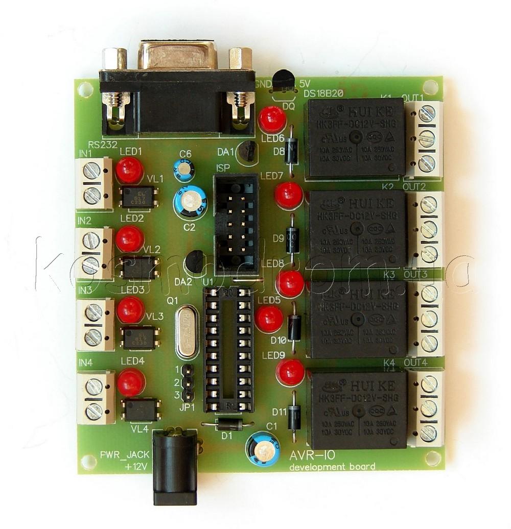 схема подключения модуля цифрового дисплея tm1637