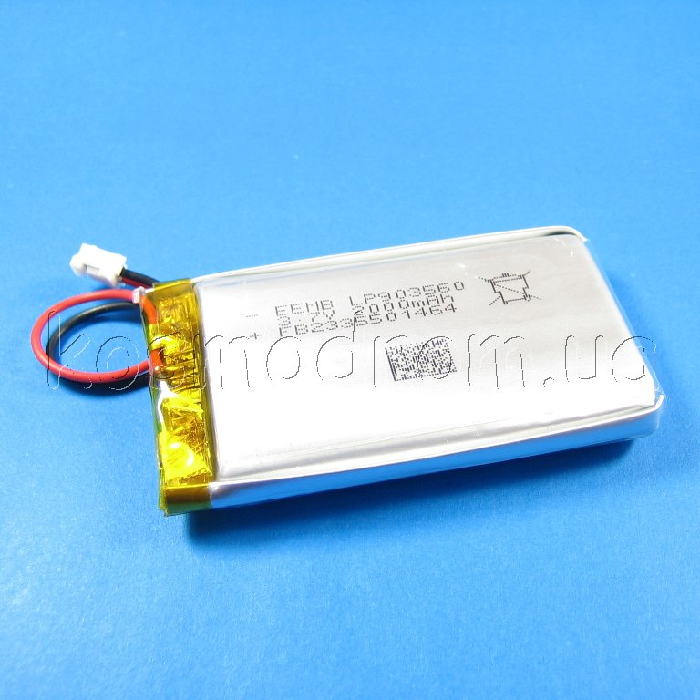 LP903560-PCB-LD Аккумулятор